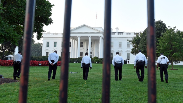 Accused White House Intruder Indicted by Grand Jury