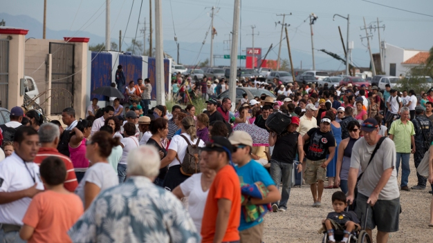 Americans Still Stranded in Cabo After Odile