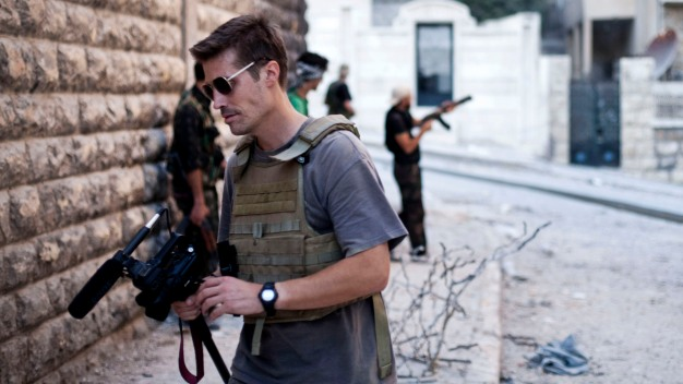 The Race To Save James Foley: The Inside Story