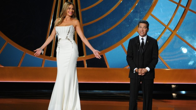 Vergara Responds to Claims Emmy Stunt Was Sexist