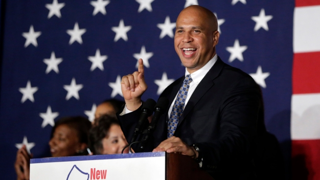 Booker, Newsom Holding Event at SF Commonwealth Club