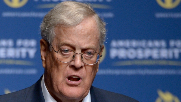 Koch Donor Retreat Convenes Under Trump's Shadow