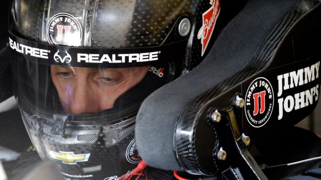 Champion Harvick Crashes in Opening Race of NASCAR's Playoffs