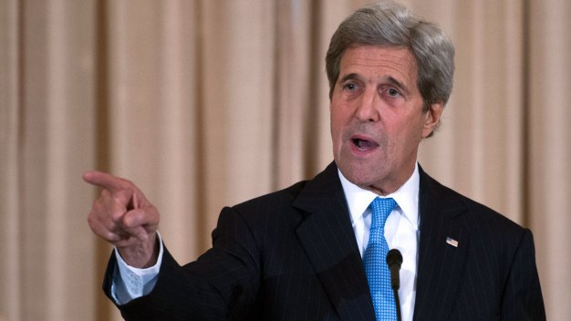 Kerry to Graduates: You Are 'Trump's Worst Nightmare'