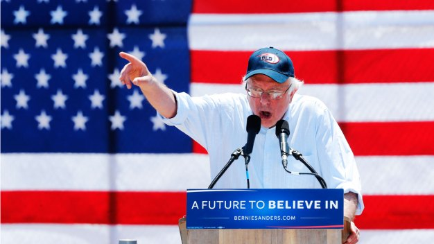 Sanders Supporters File Injunction Against CA Primary