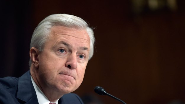 Embattled Wells Fargo CEO Resigns From Federal Panel