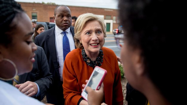 Activists Split as Clinton Makes Push for Black Millennials
