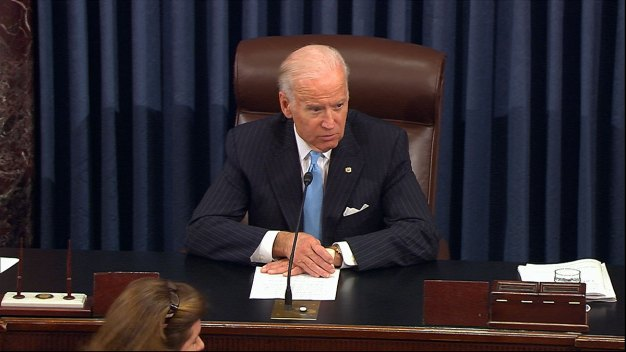 Biden Emotional at Cancer Funding Bill Partly Named for Son