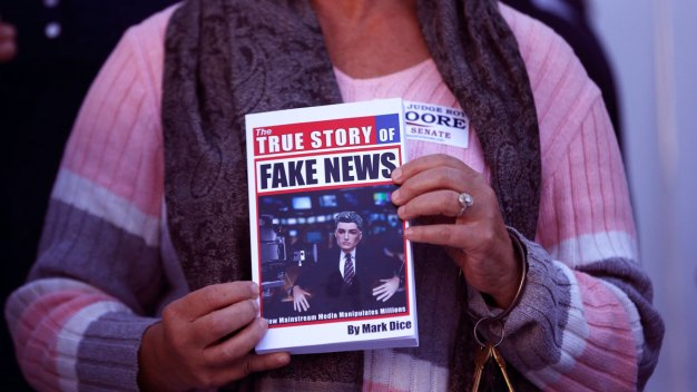 Words Banned for the New Year? 'Fake News' Gets Top Vote