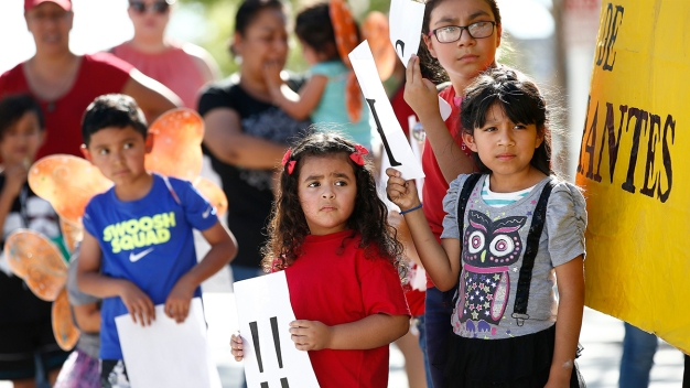 Family Separations at the Border Alarm Child-Welfare Experts