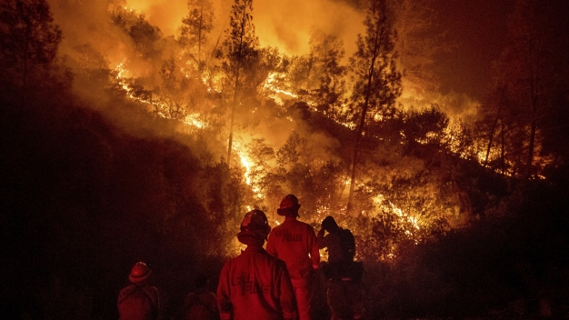 Critics Ask What Took PG&E So Long on Wildfire Safety Effort