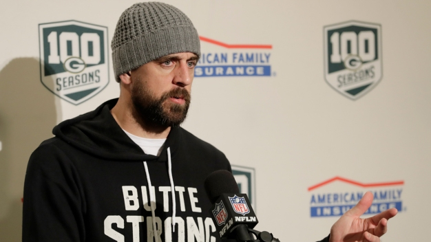 Aaron Rodgers Donating $1M to Camp Fire Relief Efforts