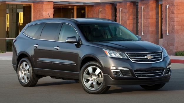 GM Recalls SUVs Over Windshield Wipers Fire Risk