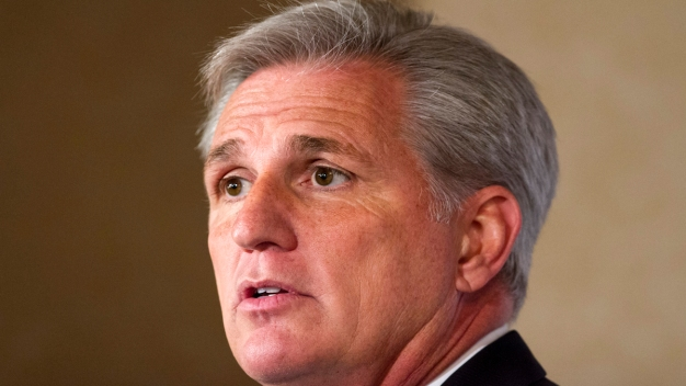 McCarthy Withdraws His Candidacy For Speaker