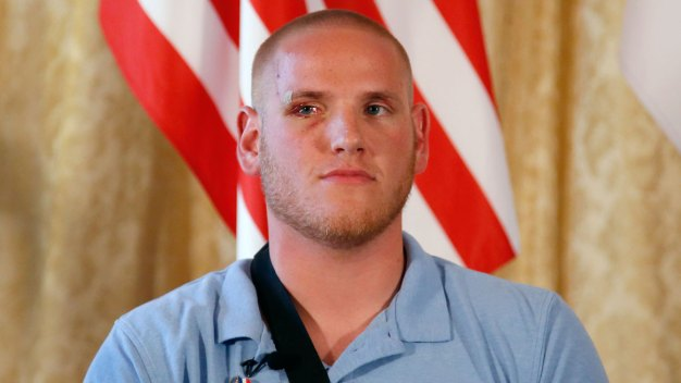 France Train Attack Hero Spencer Stone Stabbed