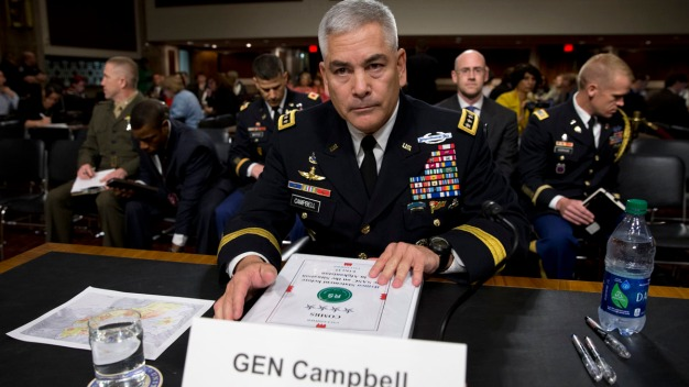 Top General in Afghanistan: U.S. Strike on Hospital a Mistake