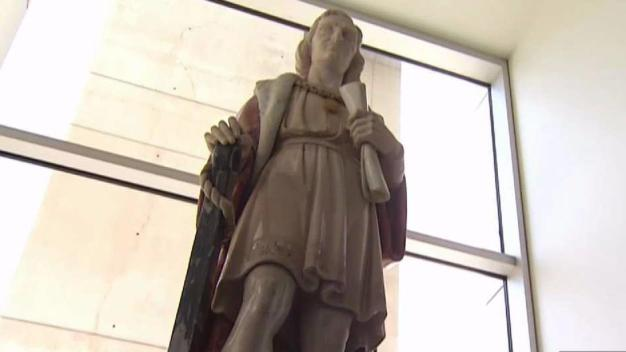 Activist Group Calls For Removal of Columbus Statue From San Jose City Hall