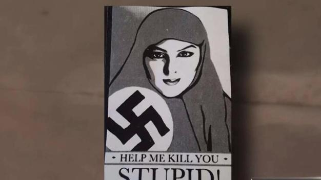 Alameda Community Outraged Over Anti-Islamic Hate Flyers