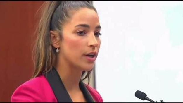 Aly Raisman Blasts USOC for Mishandling Sexual Abuse Scandal