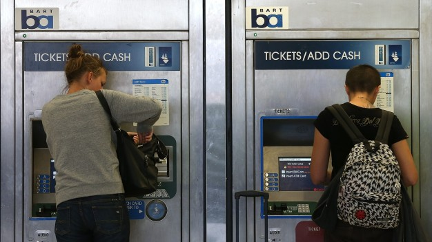 BART Will Soon Phase Out Sale of Paper Tickets at 4 Stations