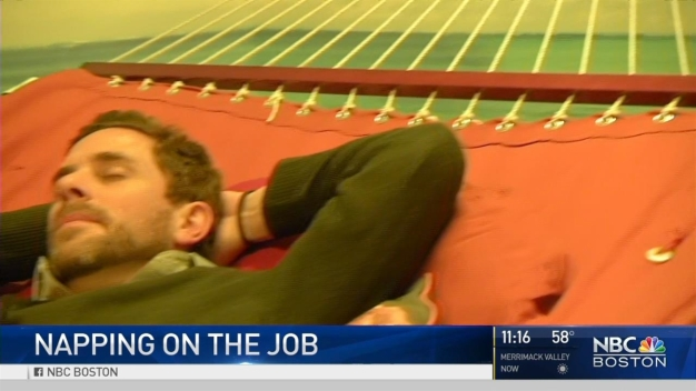 Napping on the Job?