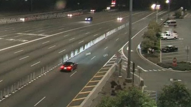 Man Arrested After Driving Wrong Way on Bay Bridge