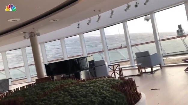 CA Woman Among Passengers Evacuated From Norwegian Ship