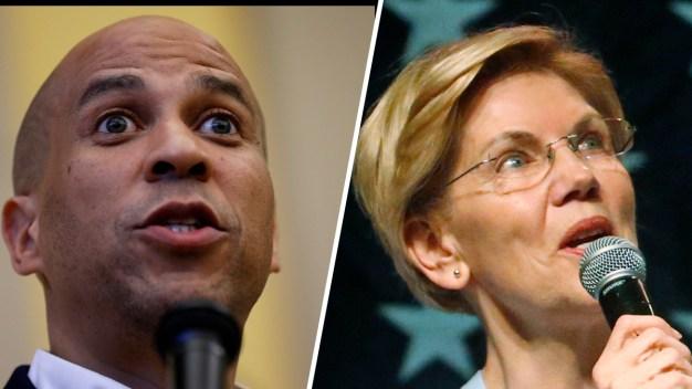 2020 Democratic Presidential Hopefuls Blast Barr's Presser