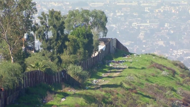 California Sues Over Border Wall Projects