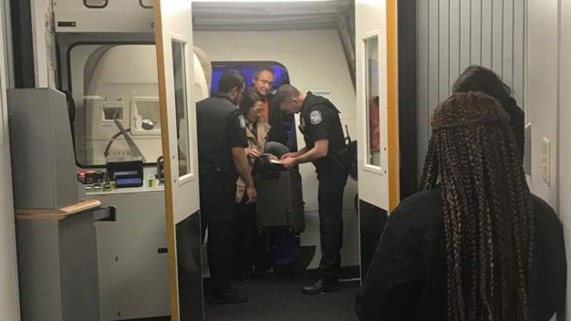 Passengers Demand Answers After Intense Customs Check