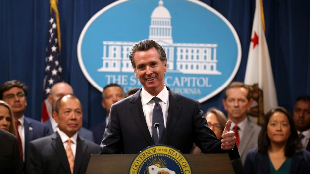 Gov. Newsom Vetoes Jail Release Bill That May Be Re-Crafted