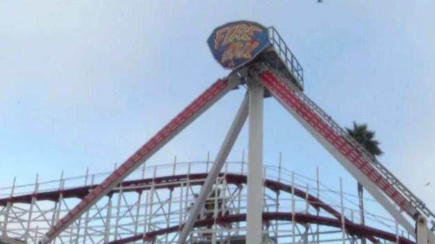 California Requires Yearly Permits for Fixed Rides at Theme Parks, But Not Portable Ones