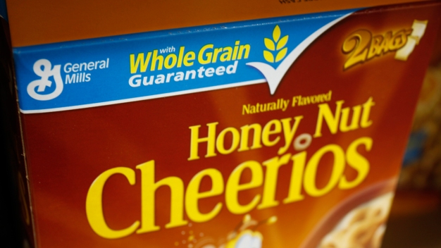 General Mills Recalls 1.8 Million Boxes of Cheerios