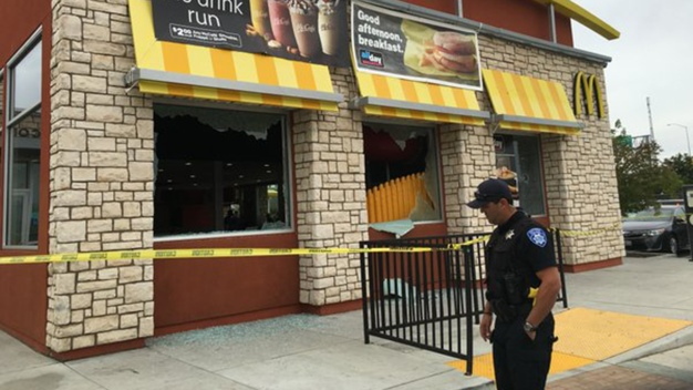 Police Investigating Shooting at Antioch McDonald's