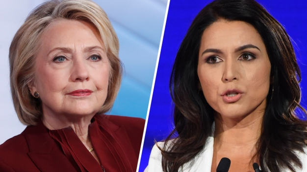 Hillary Clinton Implies Gabbard Is Favored by Russia