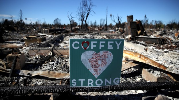 Leaders to Observe 2-Year Anniversary of North Bay Fires