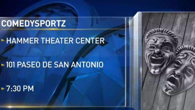 ComedySportz World Championship Comes to San Jose