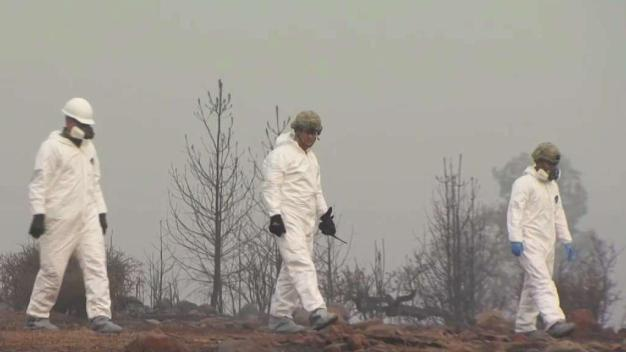 Crews Continue Searching for More Camp Fire Victims