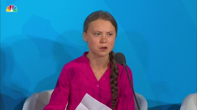 'Change Is Coming Whether You Like it or Not': Greta Thunberg