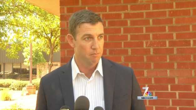 Rep. Hunter Announces Resignation Days After Guilty Plea