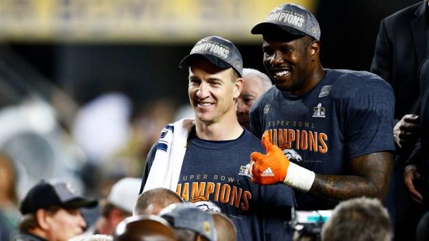 Broncos Coach, MVP Speak After Super Bowl Win