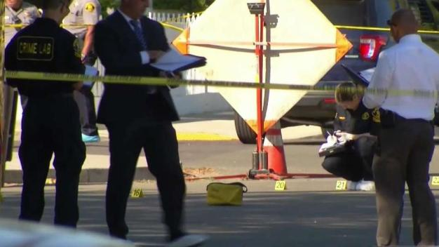 'Disturbing Scene': Man Pushing Stroller Fatally Shot in Street Near Hayward: Sheriff's Office