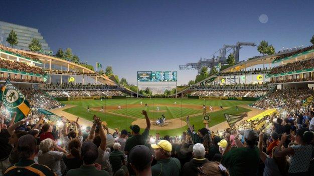 A's Plan Howard Terminal Stadium, Coliseum Redevelopment
