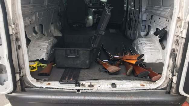 442 Guns Collected in San Mateo County Gun Buyback Event
