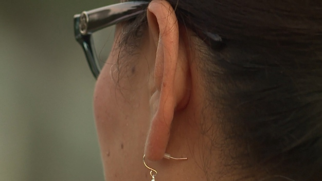 Woman Has Spider Removed From Ear