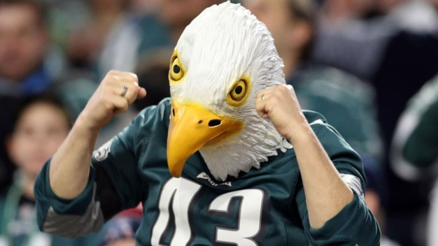 Vegas Sports Books Not So Lucky With Eagles' Super Bowl Win