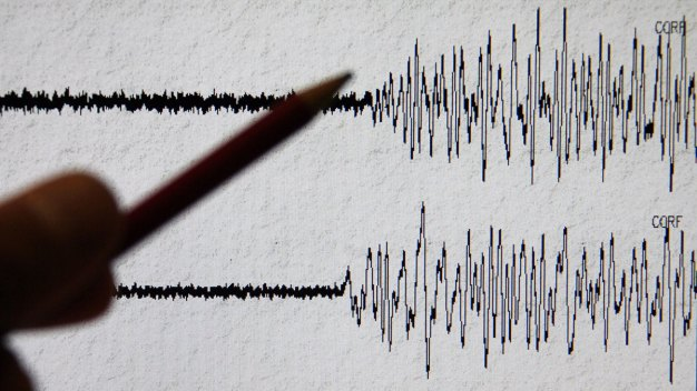 Magnitude-4.5 Earthquake Hits Near Redding