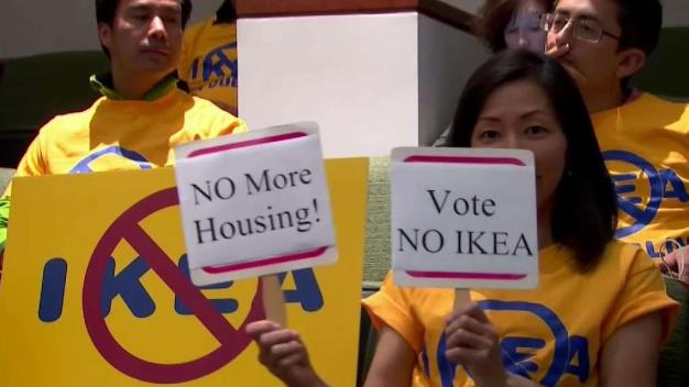 East Bay Divided Over Plans to Open an IKEA Store in Dublin