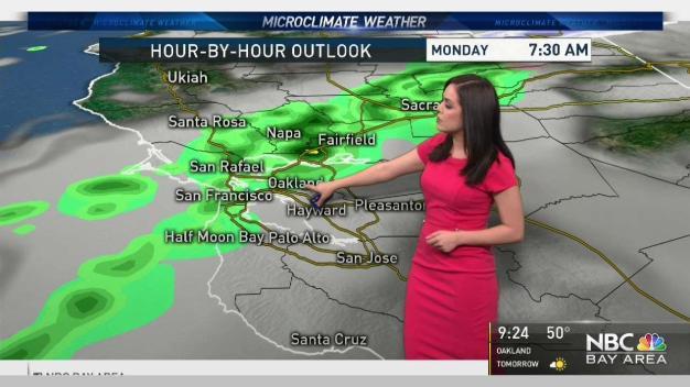 Forecast: Light Rain and Cold