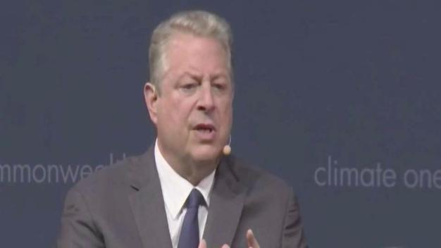 Former VP Al Gore Discusses New Global Warming Film Before Screening in SF